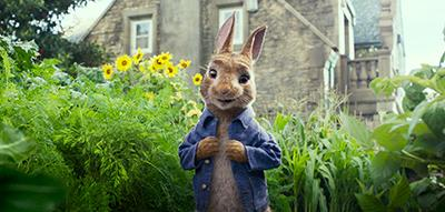 FEATURED MOVIE REVIEW: Peter Rabbit