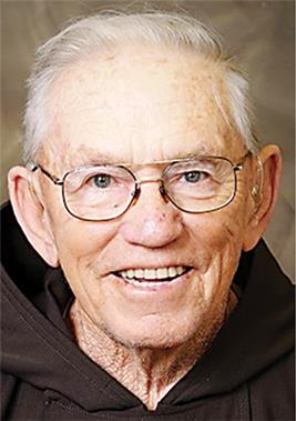 Capuchin Father Myron Flax dies at age 92