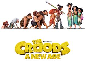 FEATURED MOVIE REVIEW: The Croods: A New Age