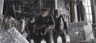 FEATURED MOVIE REVIEW: War for the Planet of the Apes