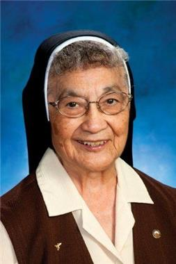 Franciscan Sister Guadalupe Torres dies at age 92