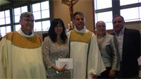 Permanent Deacon Ordination, 2016
